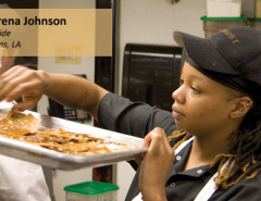 Chef Syrena Johnson