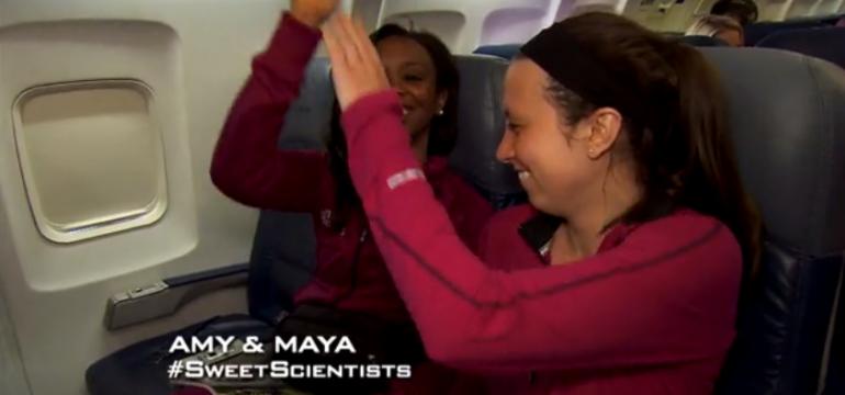 amy and maya