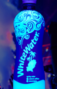2)CCL Decorative Sleeves (CCL) has created glow-in-the-dark bottle sleeves for British water brand Whitewater.[2]