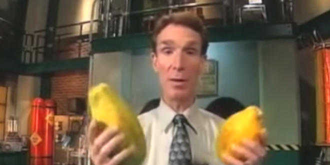 Bill Nye Papaya