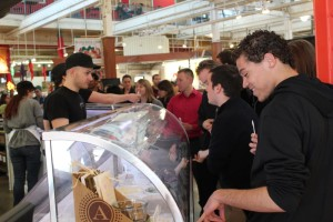 Exploring the Columbus, OH food scene