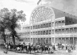 Crystal Palace. Licensed under Public Domain via Commons
