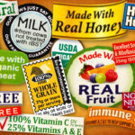 http://nakedfoodmagazine.com/13-most-misleading-food-label-claims/