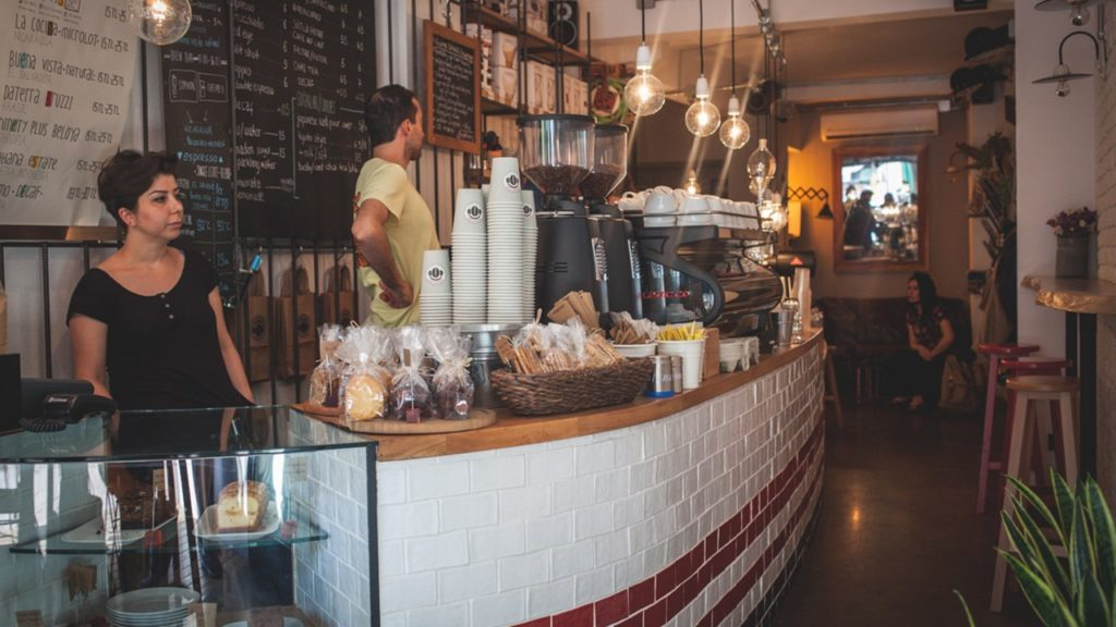 Modern Turkish Coffee House